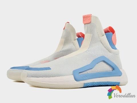 阿迪N3XT L3V3L拉文米切尔战靴,感受篮球鞋的艺术