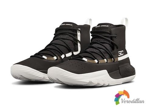 安德玛库里SC 3ZER0 II篮球鞋,用实力征服球场