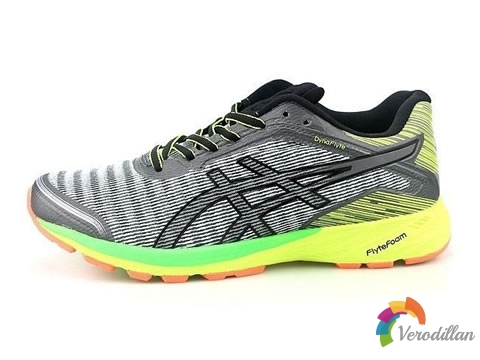 ASICS DynaFlyte细节剖析,一款更好看的跑鞋