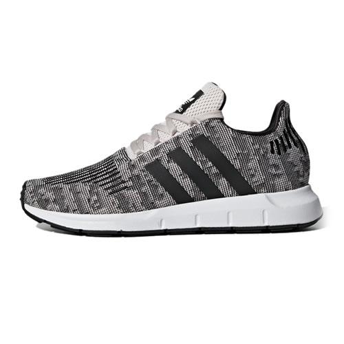 阿迪达斯EE4551 SWIFT RUN W女子运动鞋图1高清图片