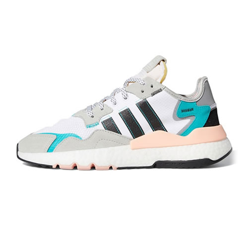 阿迪达斯FV3852 NITE JOGGER男女运动鞋图1高清图片