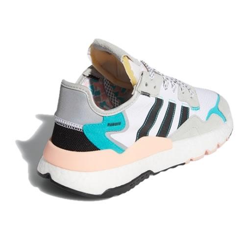 阿迪达斯FV3852 NITE JOGGER男女运动鞋图3高清图片