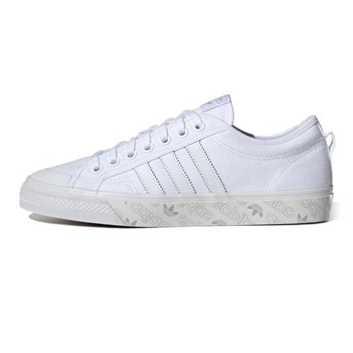阿迪达斯EE5602 NIZZA男女帆布鞋图1高清图片