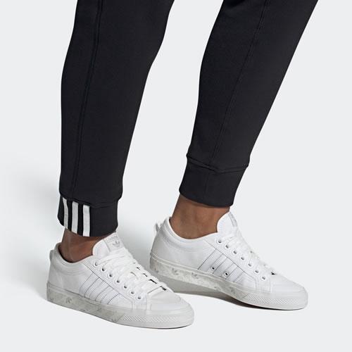 阿迪达斯EE5602 NIZZA男女帆布鞋图6