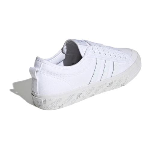 阿迪达斯EE5602 NIZZA男女帆布鞋图3高清图片