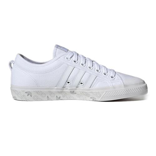 阿迪达斯EE5602 NIZZA男女帆布鞋图2高清图片