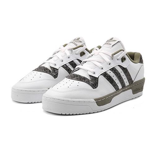阿迪达斯EG5785 RIVALRY LOW男女运动鞋图5高清图片