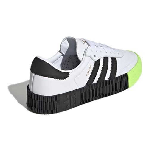 阿迪达斯EE6205 SAMBAROSE W女子运动鞋图3高清图片