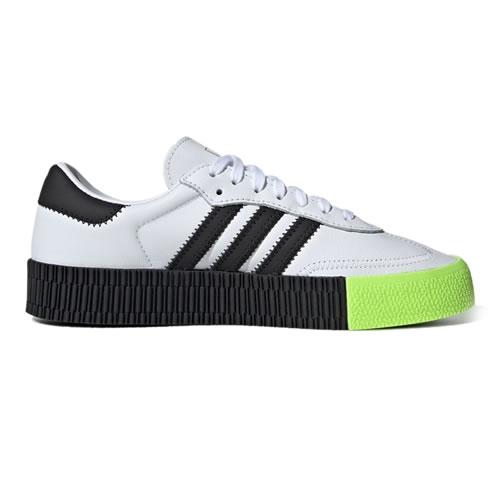 阿迪达斯EE6205 SAMBAROSE W女子运动鞋图2高清图片