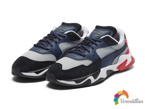 颜值新定义:PUMA STORM刘雯同款休闲鞋