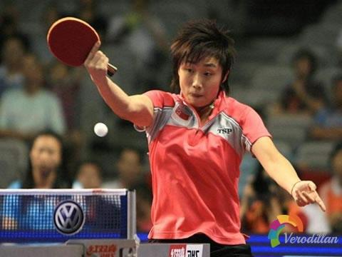 业余乒乓球选手进阶之发力过关,重心预动