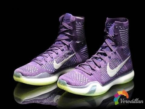 曼巴之触:Nike Kobe X Elite性能测评