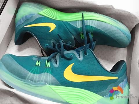 Nike ZOOM KOBE VENOMENON 5赛场测评,以水为灵感图2