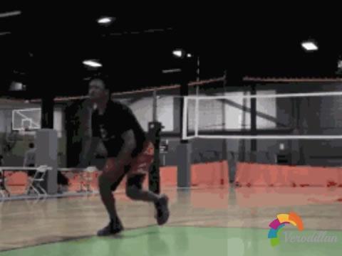 脚步稳定性及爆发力练习[篮球教学]