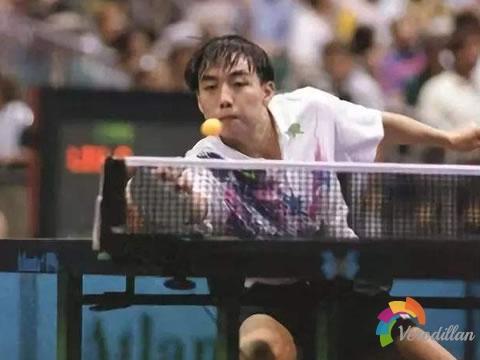 乒乓球直拍横打容易掌握么[涨球必备]