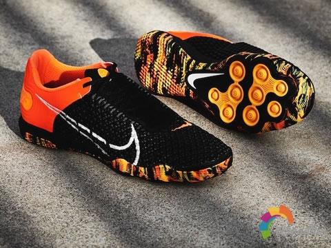 Nike React Gato小场足球鞋迎来新配色