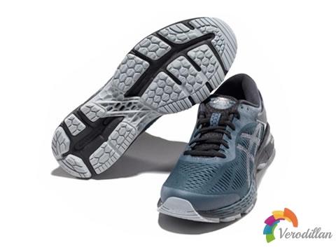 简约时尚:跑鞋之王亚瑟士GEL-KAYANO 25