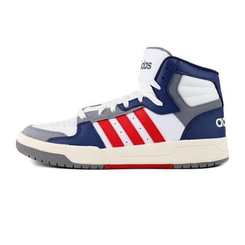 阿迪达斯EH1689 neo ENTRAP MID男子运动鞋