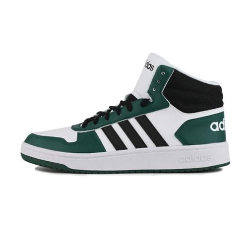 阿迪达斯FW5995 neo HOOPS 2.0 MID男子运动鞋
