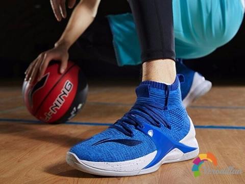 高帮正当红:李宁ABAP057篮球鞋