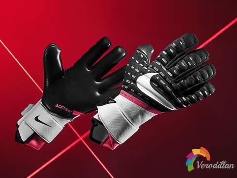 耐克Phantom Elite门将手套,出色佩戴舒适感