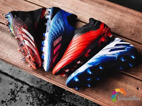 [球鞋近赏]阿迪达斯全新Mutator Pack足球鞋套装