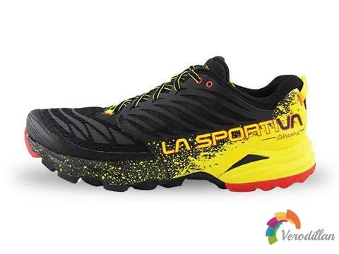 尝鲜首选:LA SPORTIVA AKASHA越野鞋上脚测评