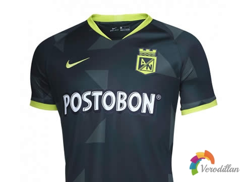 耐克揭晓哥伦比亚国民竞技2020赛季客场球衣
