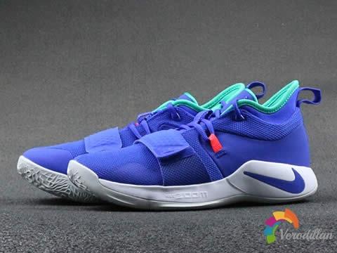 Nike PG 2.5新战靴,魔术绑带结合高缓震