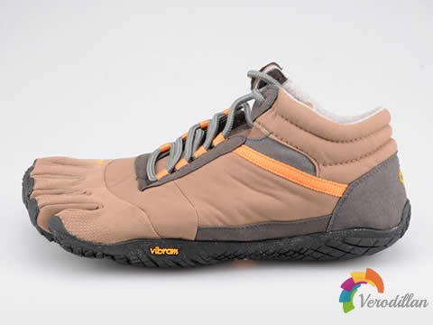 Vibram Trek Ascent Insulated五指鞋上脚测评