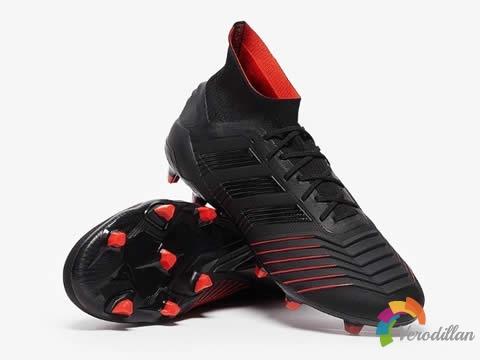 [深度解码]阿迪达斯全新配色Predator 19+ FG/AG足球鞋