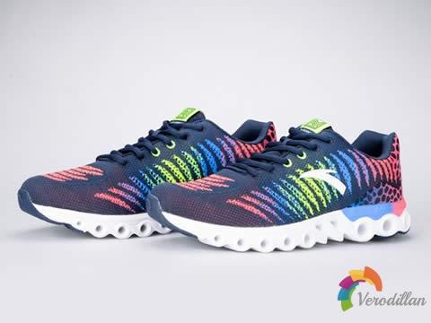 舒适性出色:安踏呼吸网跑鞋开箱报告