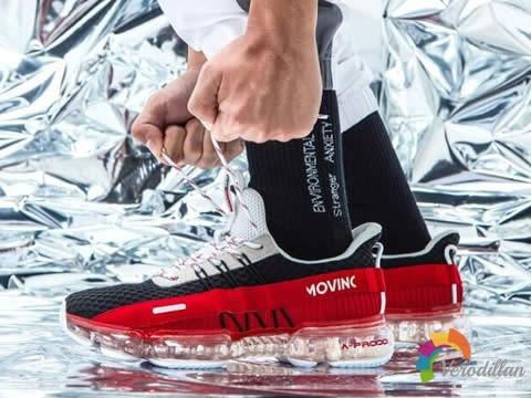 酷帅有型:安踏SEEED全掌气垫NASA休闲鞋