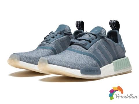 清爽夏日气息:Adidas NMD R1 BOOST爆米花跑鞋
