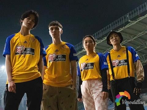从街头到球场:仙台七夕2020赛季主客场球衣