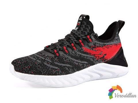 大玩科技潮流:匹克态极科技智能休闲跑步鞋