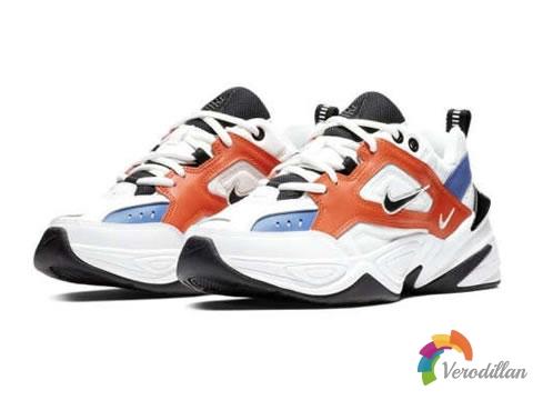耐克AIR M2K TEKNO老爹鞋,运动系里的复古风