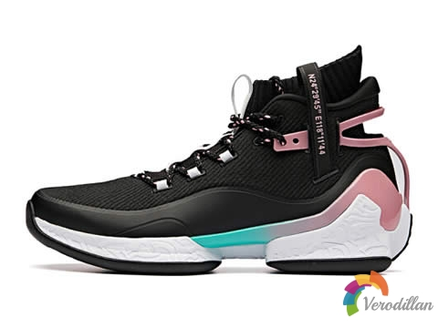 安踏推出UFO2代异形高帮篮球鞋
