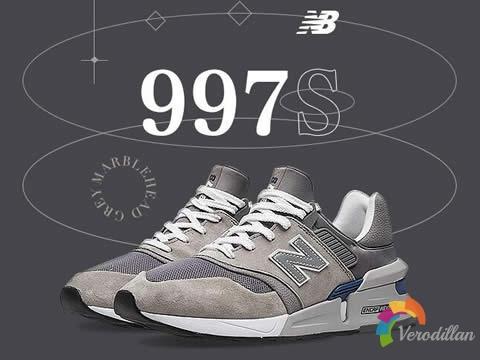 九十年代机能风:新百伦997S运动鞋
