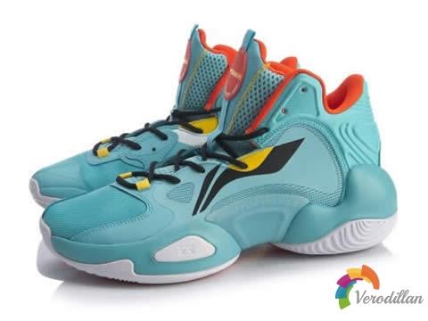 李宁空袭V,看专业篮球鞋的真正实力