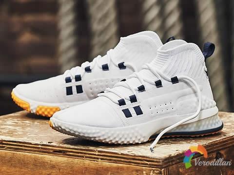 安德玛联名巨石强森推出Project Rock 1训练鞋