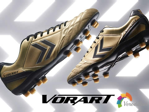 Hummel为VORART足球鞋推出全新配色