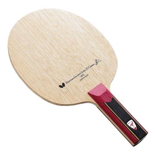 蝴蝶SUPER ZLC(超级水谷隼)乒乓球底板
