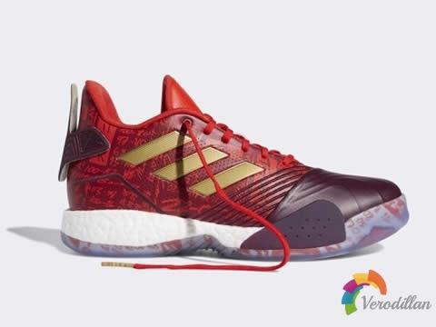 新品出街:阿迪达斯TMAC Millennium麦迪复刻篮球鞋