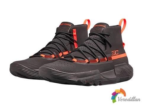 实力出击:UA SC 3ZER0 II篮球鞋