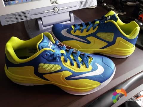 Nike LEBRON ST III低筒户外实战鞋测评