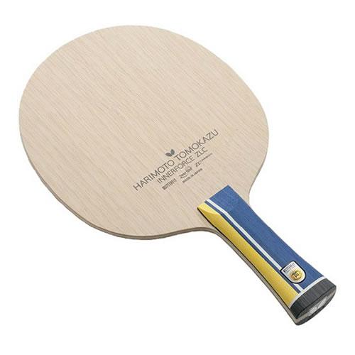 蝴蝶张本智和ZLC乒乓球底板