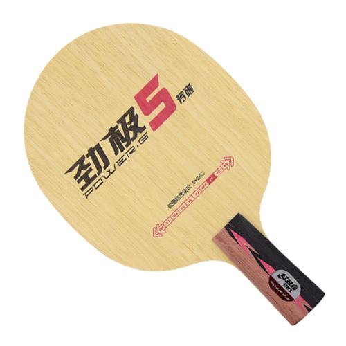 红双喜劲极5乒乓球底板图2高清图片