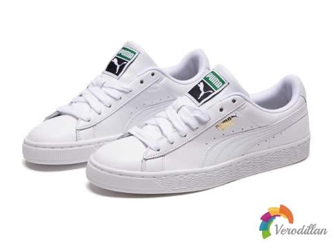 尽显时尚:PUMA Basket Classic小白鞋