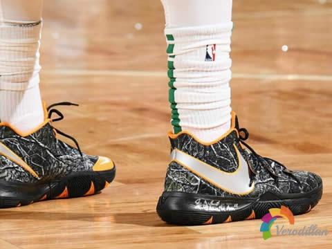 [设计解码]耐克KYRIE 5 Taco欧文五代篮球鞋